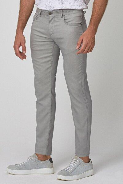 Slim Fit Casual Pantolon
