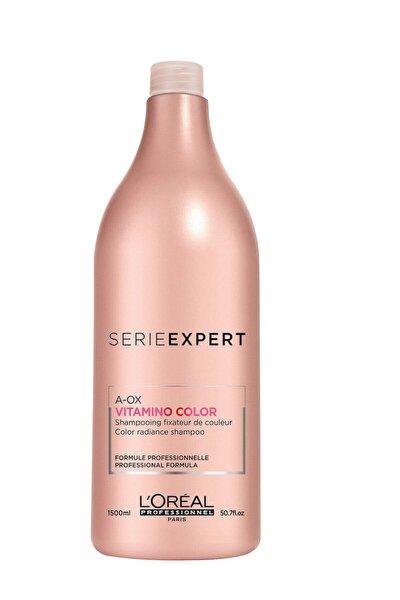 L'oreal Professionnel Serie Expert Vitamino Color Boyalı Saçlar Için Renk Koruyucu Şampuan 1500