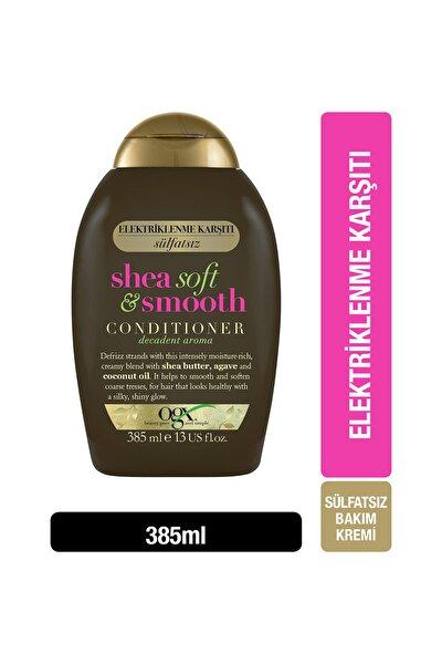 Elektriklenme Karşıtı Shea Soft&Smooth Sülfatsız Bakım Kremi 385 ml
