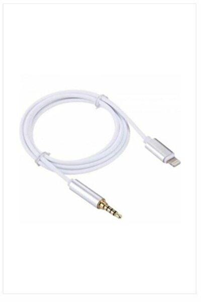 Lightning To Aux Dönüştürücü Kablo Iphone Aux 3.5 Mm