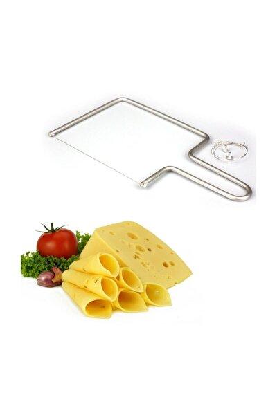 Pratik Paslanmaz Peynir Dilimleyici +1 Tel Kesici