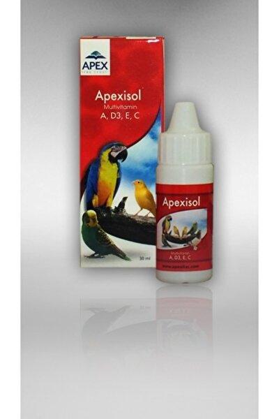 Papağan Multivitamin - Mineral - Apexisol