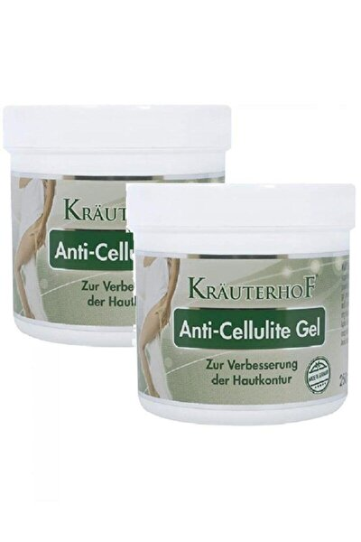 Anti-cellulite Gel Selülit Jeli 2 X 250ml