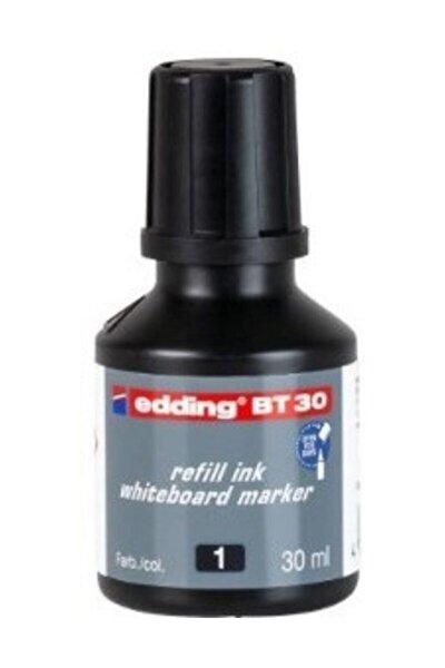 Bt30 Whiteboard Marker Ink Yazı Tahtası Kalemi Mürekkebi 30 ml. Siyah