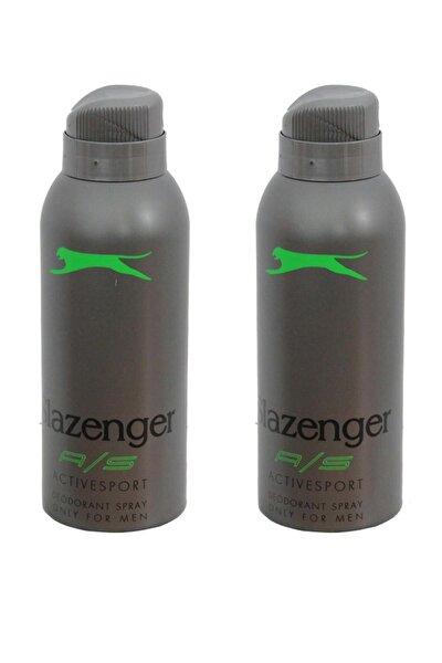 Deodorant Active Sport 150ml(YEŞİL) X 2 Adet