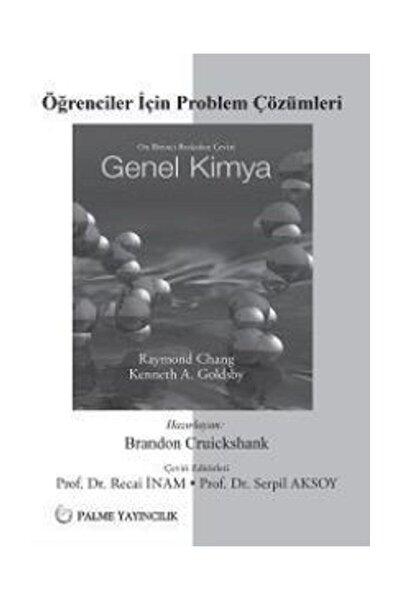 Genel Kimya Chang Problem Çözümleri Kitabi