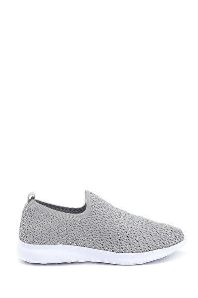 Kadın Gri Çorap Sneaker