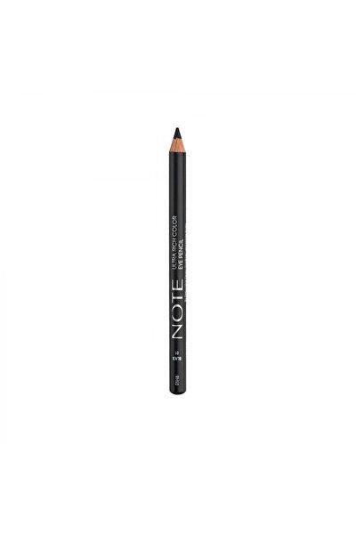 Ultra Rich Color Göz Kalemi 01 Black - Siyah