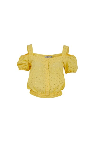 Sarı Bluz