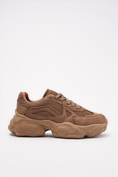 Vizon Kadın Sneaker 01AYY213480A450