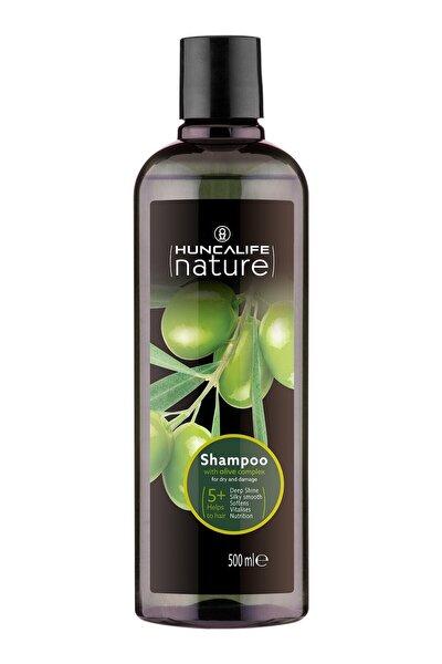 Nature Zeytinyağlı Şampuan 500 ml