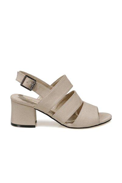 LİSA 1FX Bej Kadın Topuklu Ayakkabı 101044114