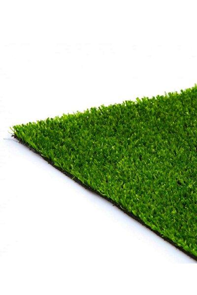 Suni Çim Halı Serisi - 7mm - Yeşil - En 3 Metre