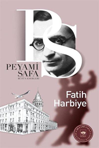 Fatih Harbiye-peyami Safa