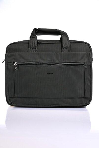 71243 Gri Unisex Evrak Ve Laptop Çantası Ccs-71243-grı