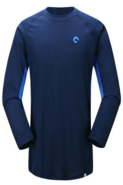 Kivu Erkek T-shirt Lacivert/mavi