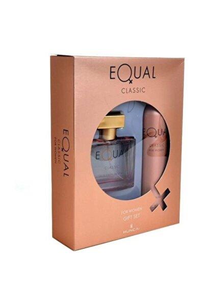 Classic Kadın Edt 75 Ml + Deodorant 150 Ml Kadın Parfüm Seti 8690973028723