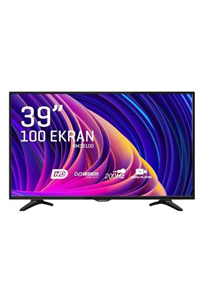 """NM39100 39"""" / 99 Ekran Uydu Alıcılı HD Ready LED TV"""