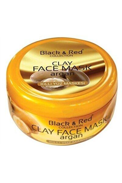 Black & Red Killi Yüz Maskesi Argan 400gr