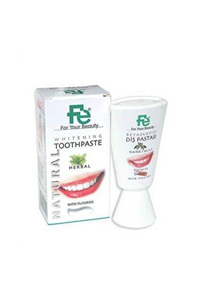 Beyazlatıcı Diş Pastası Natural / Herbal