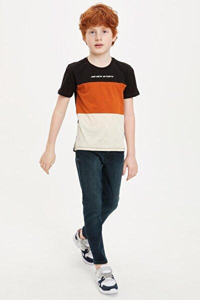 Erkek Çocuk Slim Fit Jean Pantolon