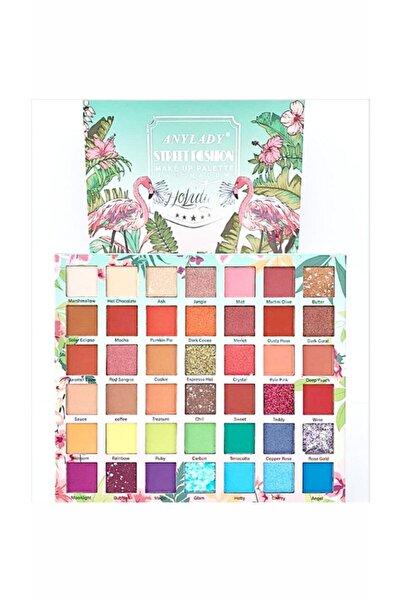 Flamingo Holiday 42 Renkli Göz Farı Paleti 213515435T