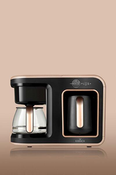 Hatır Plus 2 in 1 Rosie Brown Kahve Makinesi