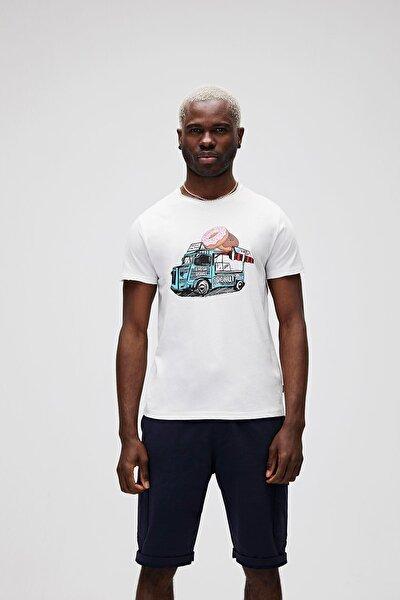 Erkek T-shirt Donut Tee