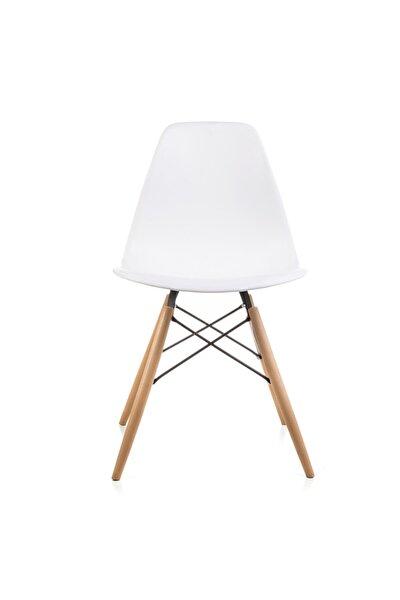 Beyaz Mona Sandalye
