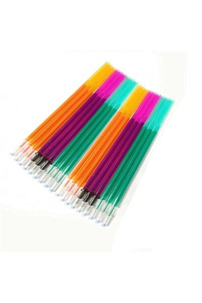 Isı Ile Uçan Kalem Ve 15 Adet Kalem Içi Karışık 3 Renk 0.5 Mm