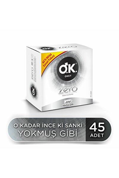 Zero 45'li Prezervatif