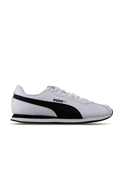Turin Ii Beyaz Siyah Erkek Sneaker Ayakkabı 100352194