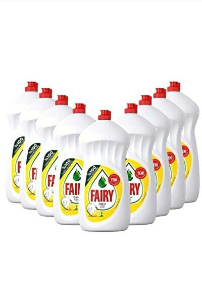 Limonlu 1350 Ml Sıvı Bulaşık Deterjanı 9 Adet (bir Koli Toplam 9 Adet Fiyatıdır)