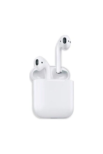 Beyaz Airpods Blt-12 Şarj Üniteli Bluetooth 5.0 Kulaklık