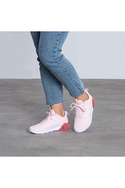 100497036 Daisy A .pembe Tekstil Phylon Taban Hafif Rahat Kadın Sneakers