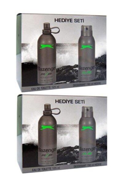 Sport Yeşil 125 ml 150ml Deodorant Erkek Parfümüx2adet