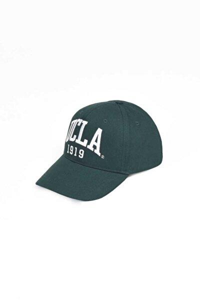 Unısex Yeşil Baseball Cap Ballard Şapka