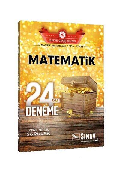 Sınav Lgs 8.sınıf 24 Ayar Matematik Deneme
