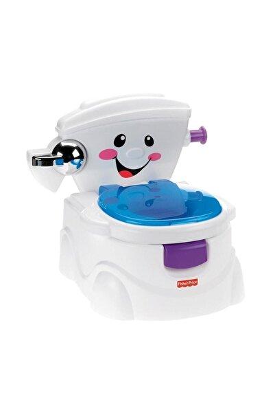Beyaz Eğitici ve Eğlenceli Tuvalet Bmd23