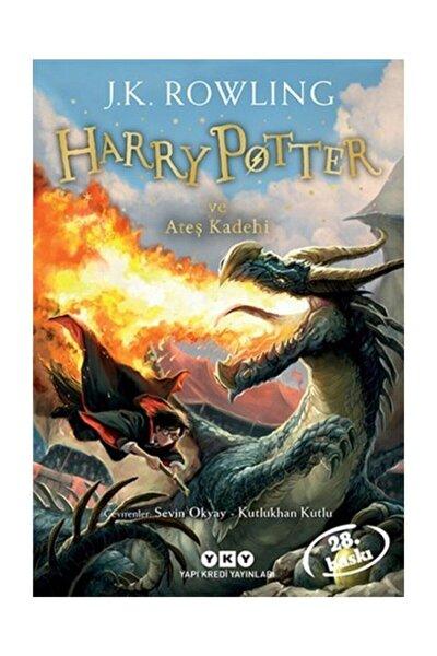 Harry Potter ve Ateş Kadehi  4. Kitap J. K. Rowling