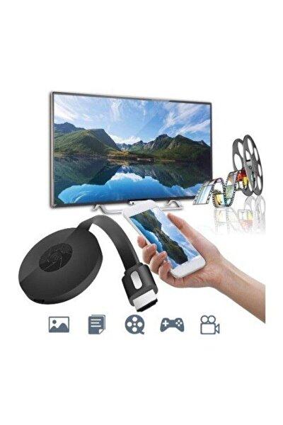 Chromecast 4k Wifi Hdmı Görüntü Ve Ses Aktarıcı