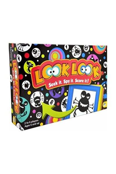 Look Look Eğitici Oyun Görsel Zeka Oyunu