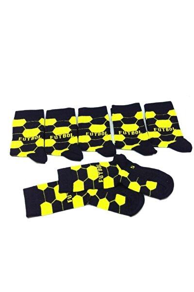 Sayıl Fenerbahçe 6,lı Çocuk Çorabı