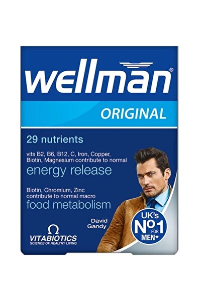 Wellman 30 Tablet