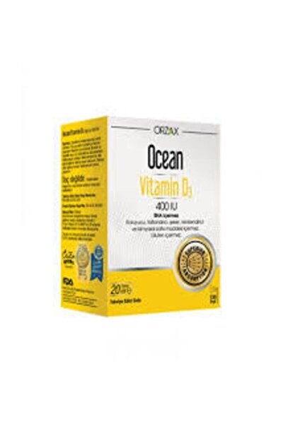 Vitamin D3 400 Iu Oral Sprey 20 ml