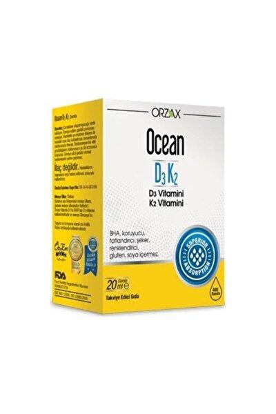 Ocean D3 K2 20ml Damla