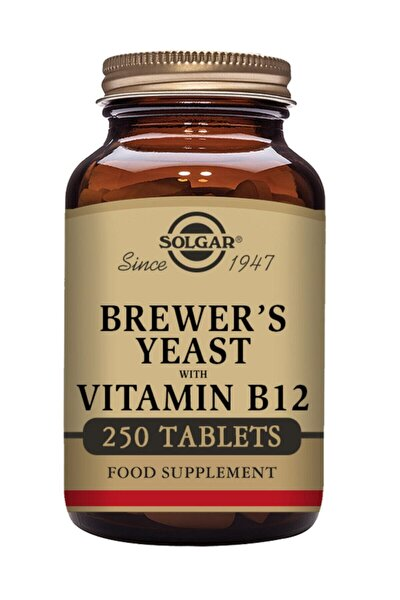 Brewer's Yeast With Vitamin B12 250 Tablet