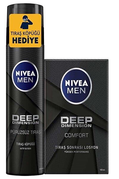 Men Deep Tıraş Köpüğü 200 ml +Tıraş Sonrası Losyon Deep 100 ml