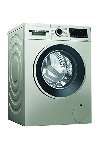 WGA142XVTR A+++ 1200 Devir 9 kg Gri Çamaşır Makinesi