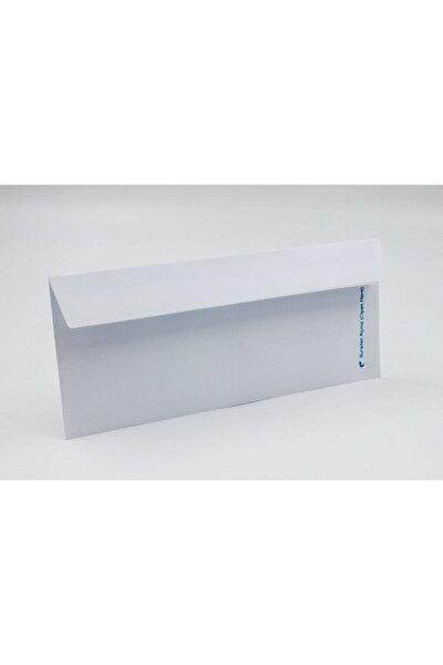 Diplomat Zarf Düz 10,5x24 110 gram 1.hamur 500 Adet